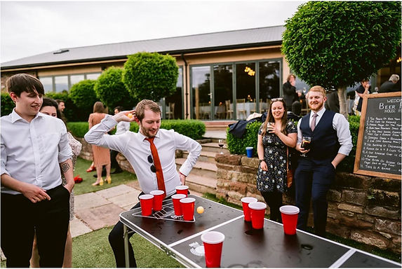 Garden Games - Beer Pong