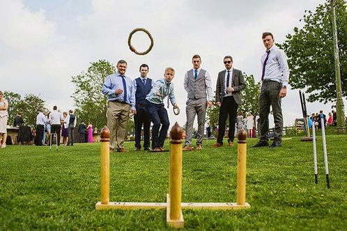 Garden Game - Hoopla (package 3 for £60)