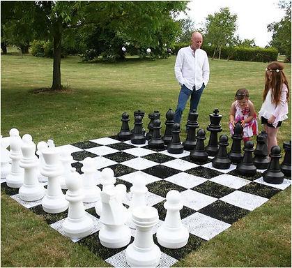 Garden Game - Giant Chess