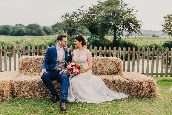 Hay bale Seating (price per bale)