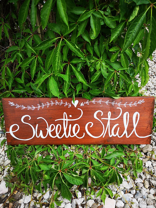 Sign - Bespoke - Natural Wood (Small)