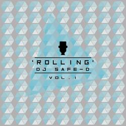 DJ Safe-D - Rolling Vol.1 - Front Cover