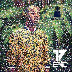 EVC - 17 - Album Cover - Art Work #Blaze