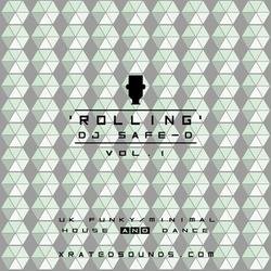 DJ Safe -D - Rolling -HEX_cover_1-01
