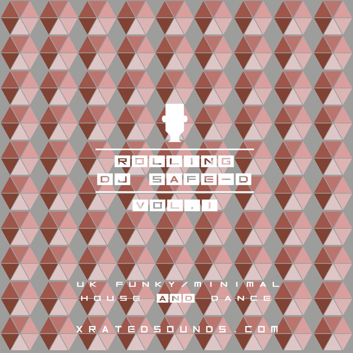 DJ Safe -D - Rolling -HEX_cover_2-01