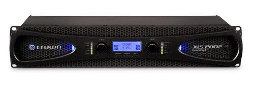 Crown XLS2002 2-Channel, 650W at 4 Ohm Power Amplifier