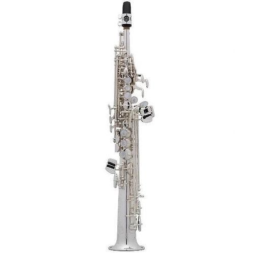 Selmer (Paris) Jubilee Sopranino Saxophone - Silver Plating