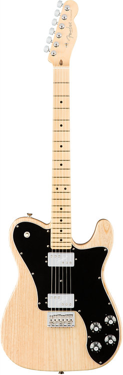 Fender American Pro Telecaster Deluxe ShawBucker Tele Deluxe ShawBucker Solidbod