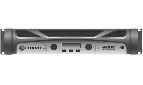 Crown - XTI4002XTi 2 Series 3.2kW Amplifier with DSP