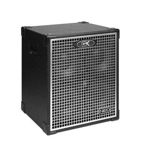 """Gallien-Krueger NEO410/4 Bass Speaker Cabinet, 4x10"""", 800W, 4 Ohm,"""