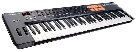 M-Audio OXYGEN61-IV Oxygen 61 61-Key USB MIDI Controller