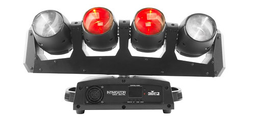 Chauvet DJ Intimidator Wave 360 IRC 4x12W RGBW LED Moving Head Array Fixture