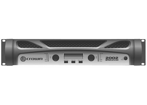 Crown - XTI2002XTi 2 Series2kW Amplifier with DSP
