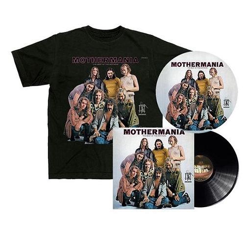 MOTHERMANIA LP/SLIPMAT/T-SHIRT PACKAGE