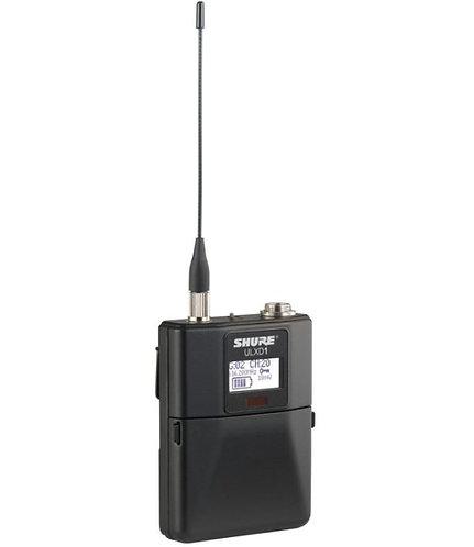 Shure ULXD1=-G50ULX-D Series Bodypack Transmitter (G50 band)