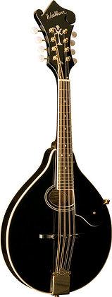 Washburn - Fw-A Style Mandolin Black Fw