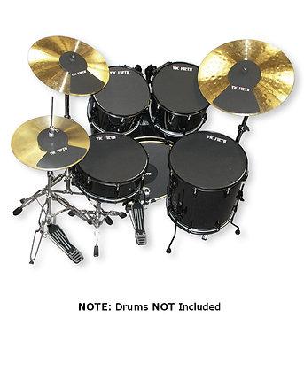 Vic Firth MUTEPP6 Drum Mute Prepack