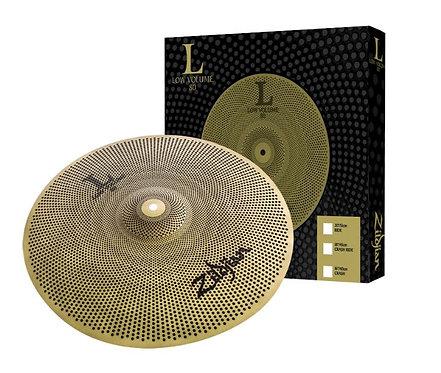 "Zildjian LV8016C-S Cymbal, 16"" Low Volume L80 Crash Single"