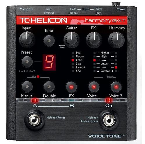 TC Electronic VOICETONE-HARM-G-XT VoiceTone Harmony-G XT Vocal Harmony Pedal