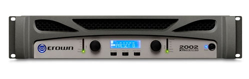 Crown XTi2002 2-Channel, 800W at 4 Ohm Power Amplifier