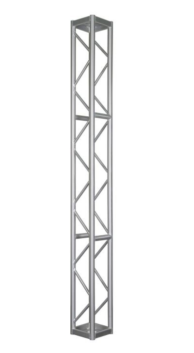 """Show Solutions EP1210 10' Long, 12""""x12"""" Square Bolted Truss"""