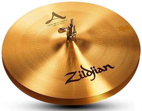 "Zildjian A0134 14"" A New Beat Hi-Hat Top Cymbal"