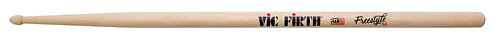 Vic Firth American Concept Freestyle 5A Drum Sticks One Pair of 5A Hickory Drum