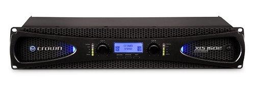 Crown XLS1502 2-Channel, 525W at 4 Ohm Power Amplifier