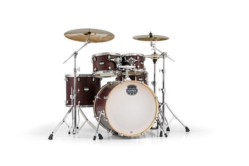 "Mapex Mars Series 5-Piece Rock Shell Pack w/ 22"" Bass Drum - Bloodwood"