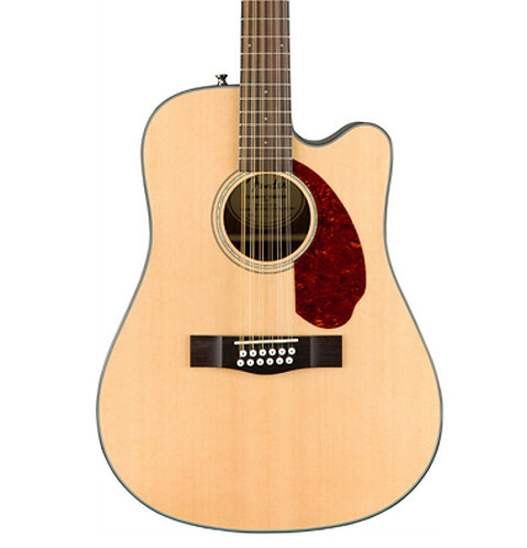 Fender CD-140SCE-12 12-String Dreadnaught Acoustic-Electric Guitar