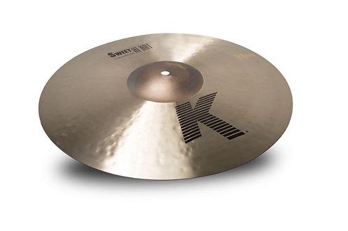 """Zildjian K0725 15"""" K Zildjian Sweet Hi-Hat Bottom"""