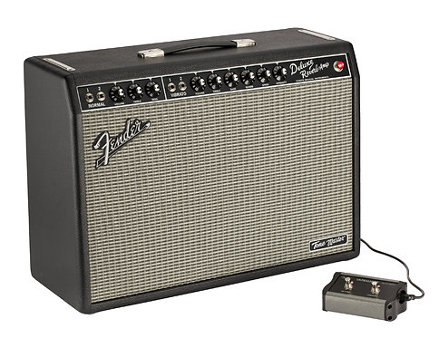 """Fender TONE MASTER DELUXE REVERB 120V 100W 2-Channel 1x12"""" Guitar Combo Amplifie"""