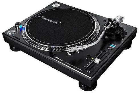Pioneer PLX-1000 High-Torque Direct Drive Professional DJ Turntable - Black