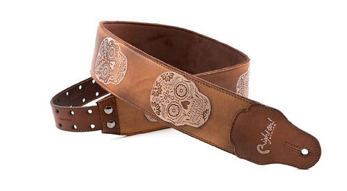 RIGHT ON STRAPS SUGAR WOODY LEATHERCRAFT