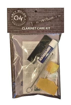 GWM - CLARINET CAREKIT CLAR FL BWH