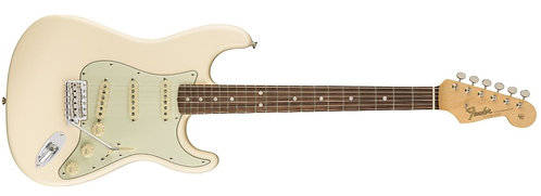 Fender American Original '60s Stratocaster Strat Solidbody Electric Guitar with