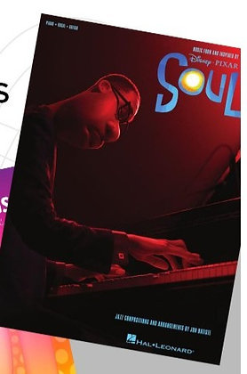 Hal Leonard Soul (Music from and Inspired by the Disney/Pixar Motion Picture) Pi