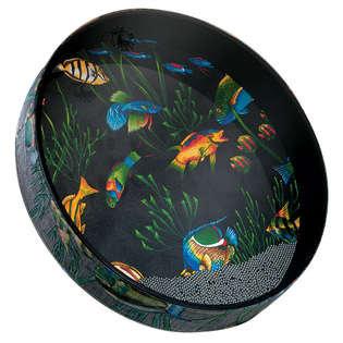 World Percussion - (Ea)Remo 16in.Ocean Drum Fish