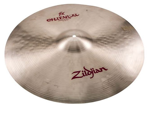 "Zildjian A0623 22"" Crash Cymbal with Full-Bodied Bell"