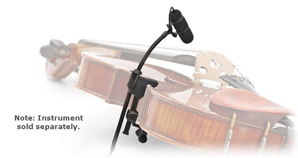 DPA 4099-DC-1-199-V d:vote CORE 4099 Cardioid Mic, Loud SPL with Clip for Violin