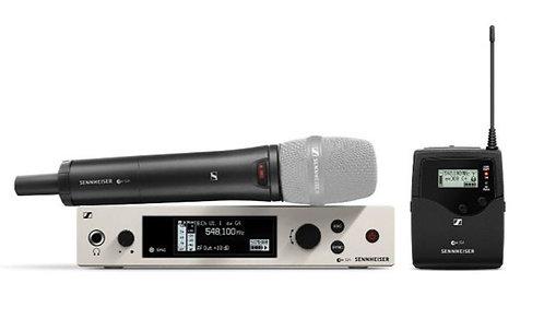 Sennheiser EW 300 G4-BASE COMBO ew300 G4 UHF Base Wireless Combo System