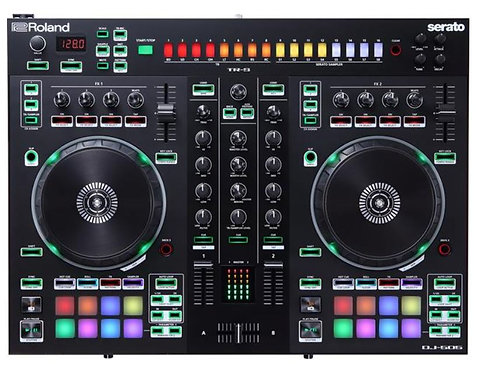 Roland DJ-505 Compact DJ Controller