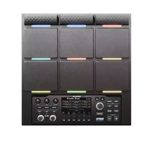 Alesis STRIKE-MULTI-PAD 9-Pad Sample/Loop Player With 32GB HD and 10 Trigger Inp
