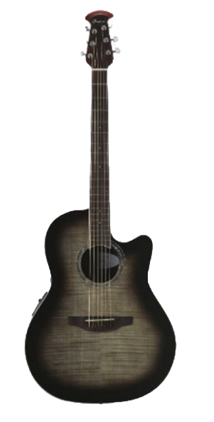 OVATION GUITARS - Acoustic Electric CELEBRITY STANDARD  EXOTIC   Mid-Depth Bowl