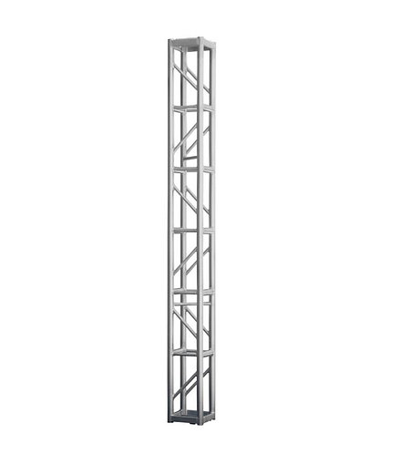 """Show Solutions ST1212-120 10' Long, 12""""x12"""" Square Bolted Pro Truss"""