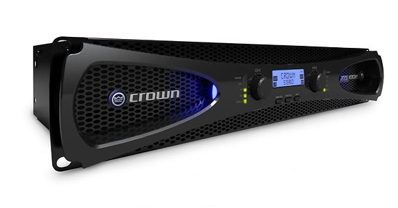 Crown XLS1002 2-Channel, 350W at 4 Ohm Power Amplifier