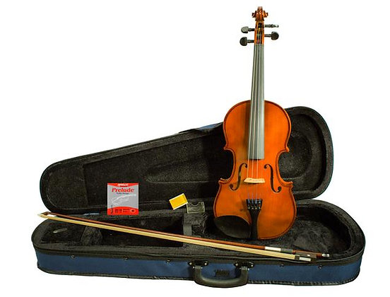 """Mathias Thoma Model 20 Viola Outfit 16"""" w/ Prelude Strings, Wittner Tailpiece, C"""