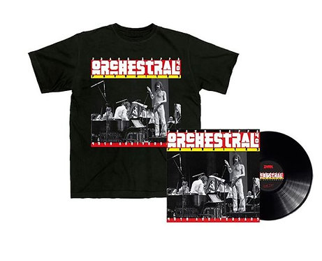 ORCHESTRAL FAVORITES LP & T-SHIRT PACKAGE