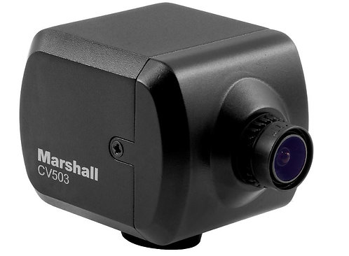Marshall Electronics CV503 Miniature Full-HD Camera (3G/HDSDI)