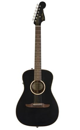 Fender Malibu Special Acoustic-Electric Guitar